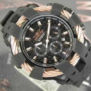 1 IN STOCK-(FIRM PRICE)New Invicta BOLT WATCH